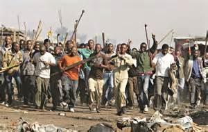 Una gang sudafricana
