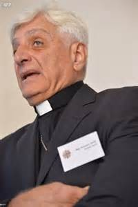 L' Arcivescovo Antoine Audo