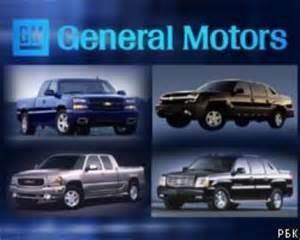 Auto della General Motors