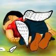 Immigrazione. Aylan, bimbo curdo annegato: omaggio artisti 5