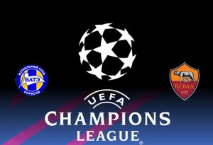 Bate Borisov-Roma, streaming gratis SportMediaset.it