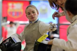 Beatrice Vio oro fioretto ai Mondiali scherma paralimpica