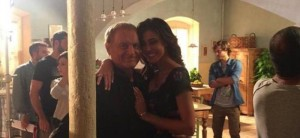 Belen Rodriguez escort. A Spoleto ressa per vederla...