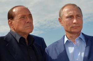 Ucraina: Berlusconi al bando per 3 anni dopo visita Crimea