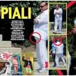 Berlusconi guarda Francesca Pascale e... FOTO