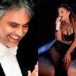 """Andrea Bocelli duetta con Ariana Grande in """"E più ti penso"""""""