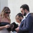 Maria Elena Boschi, tubino in pizzo al matrimonio portavoce