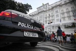 Il vescovo brasiliano fermato per guida in stato di ebbrezza