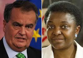 """Calderoli: """"Kyenge orango"""". Senato vota: """"E' diffamazione"""""""
