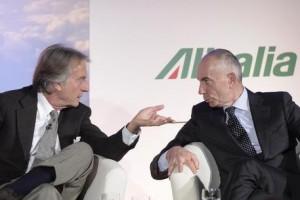Alitalia: ad Cassano si dimette, interim a Montezemolo