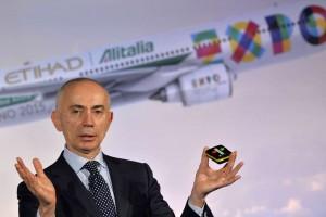 Alitalia, a Cassano buonuscita da 2,4 mln dopo 9 mesi