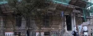 Genova, la chiesa nel palazzo di corso Armellini VIDE