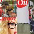 Le Donatella nude su Playboy. E su Fabrizio Corona... 02