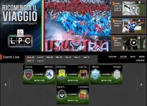Cosenza-Martina Franca: diretta streaming Sportube
