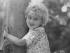 Jean Darling all'epoca del suo debutto a Hollywood