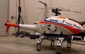 """L'elicottero con le """"gambe"""" che atterra ovunque"""