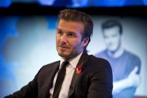 """David Beckham, il figlio: """"Niente calcio, non sono come te"""""""