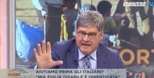 VIDEO Paolo Del Debbio e la parolaccia in diretta su Rete 4