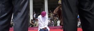 VIDEO YOUTUBE - Islam frusta in pubblico per una scappatella
