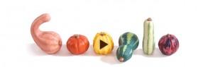 VIDEO YOUTUBE Google Doodle su autunno: scoiattoli e zucche