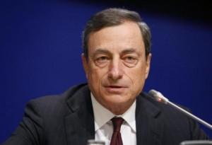Draghi: ripresa più lenta, Bce compra di più