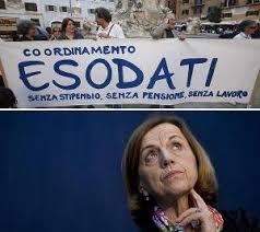 "Esodati salvaguardia: Ragioneria ""no soldi"", Inps: ""3 mld"""