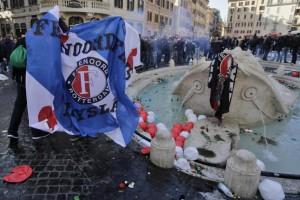 Tifosi Feyenoord: Olanda procede anche per la Barcaccia