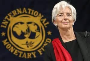 La direttrice del FondoMonetario Internazionale Christine Lagarde