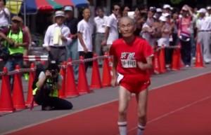 Hidekichi Miyazaki (un frame del video)
