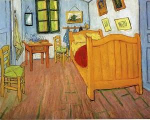 La Camera da Letto di Van Gogh