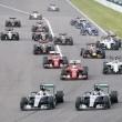 Formula Uno: Hamilton vince Gp Giappone, Vettel terzo