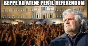 Beppe Grillo in carcere per una legge che non ci sarebbe più