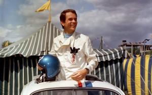Dean Jones morto, era pilota Herbie Maggiolino tutto matto