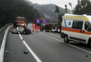 Brindisi: Alfredo Zecca muore in incidente in moto