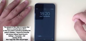 VIDEO YOUTUBE iPhone-iPad: come accedere a foto senza Pin...