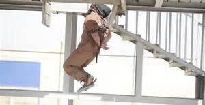 Prigioniero Isis pronto al rogo