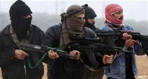 Terroristi dell'Isis in Siria