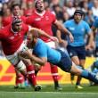 Mondiali Rugby, Italia-Canada 23-15: decide meta Garcia