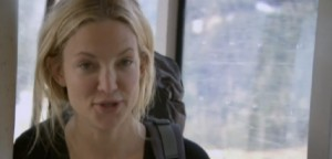 """Running Wild"": Kate Hudson e Bear Grylls su Dolomiti"