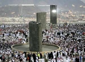 La Mecca: lapidavano il diavolo, una pietra e fu strage