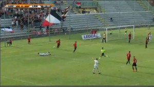 Lucchese-Lupa Roma: diretta streaming Sportube, ecco come vederla
