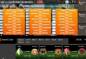 Lupa Castelli Romani-Benevento: diretta streaming Sportube, ecco come vederla