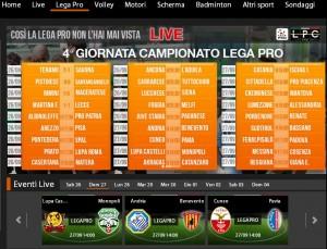 Lupa Castelli-Monopoli: diretta live streaming Sportube, ecco come vederla