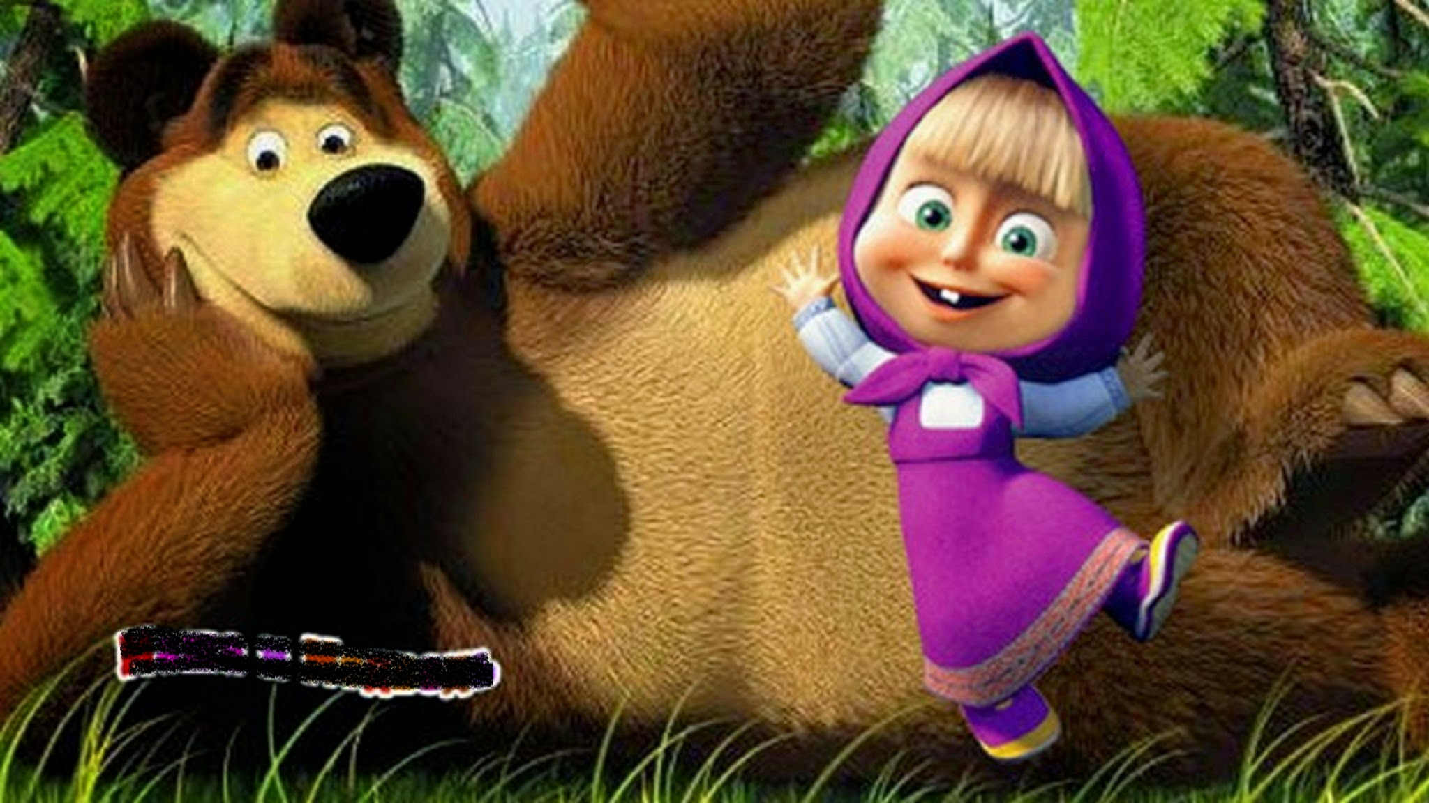Quot masha e orso rischia stop non sanno più che fargli fare