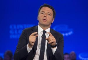 """Renzi, scontro con Ue: """"Decidiamo noi quali tasse tagliare"""""""