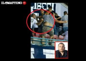 Napoli, tifoso accoltellato allo stadio San Paolo FOTO-VIDEO