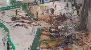 La strage a La Mecca