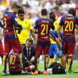 Leo Messi lesione al ginocchio: fuori due mesi 2