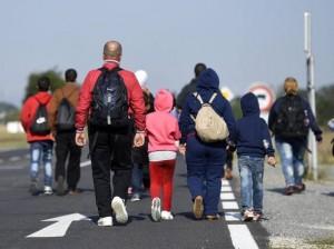 Ungheria, bus per profughi non identificati verso Austria