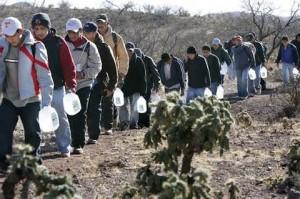 Migranti messicani